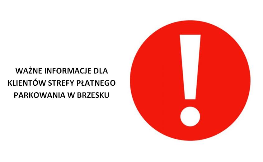 UWAGA! Ważne informacje dla Klientów SPP w Brzesku